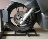 Stojak motocyklowy – nowy i sprawdzony!