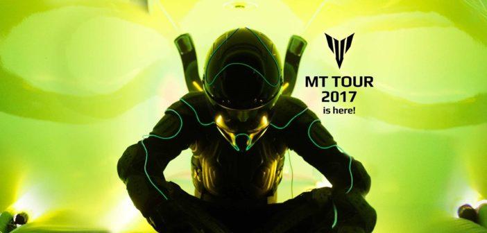 MT TOUR 2017 by Yamaha & Abarth już niedługo w Polsce