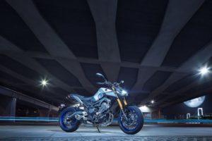 Yamaha MT-09 S