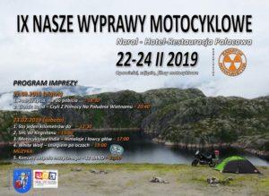 IX Nasze Wyprawy Motocyklowe Narol